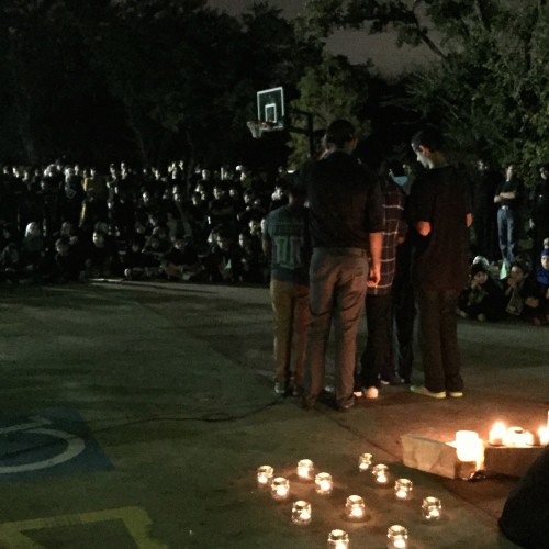 Community Event: Candlelight Vigil in Austin, TX
