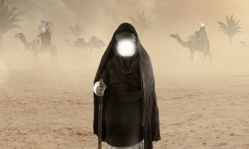 I Walk for Husayn
