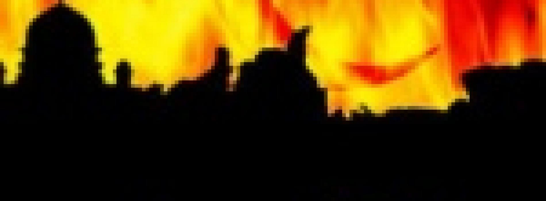 The Summer Heat: Setting Our Faith on Fire