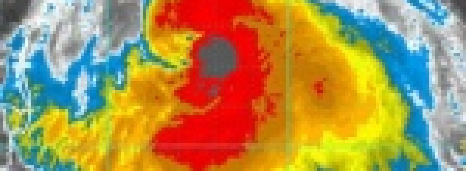 Thank You, Hurricane Ike!